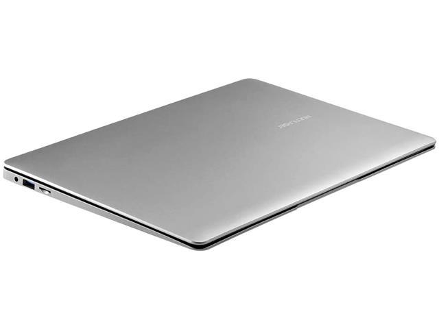 """Notebook Multilaser Legacy Air 4GB - SSD 32GB 13,3"""" Prata - 4"""