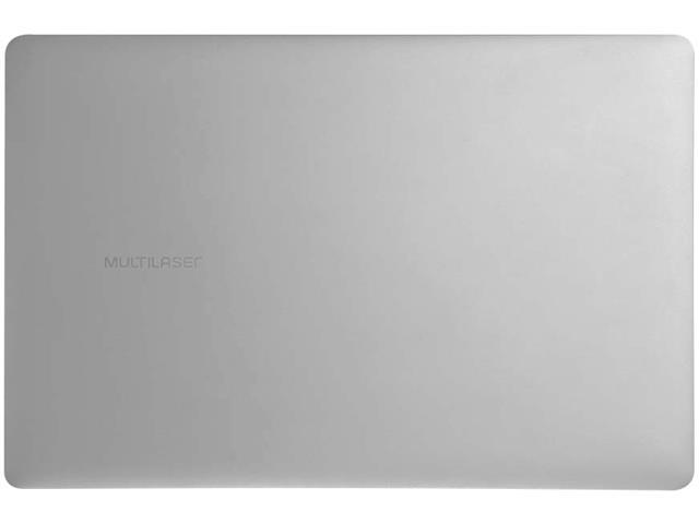 """Notebook Multilaser Legacy Air 4GB - SSD 32GB 13,3"""" Prata - 6"""