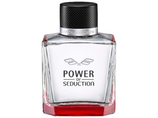 Perfume Power of Seduction Antonio Banderas Eau de Toilette 100ml