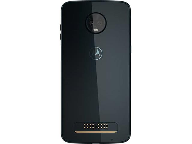 "Smartphone Motorola Moto Z3 Play 64GB 4G 6"" Dual Câmera 12+5 MP Índigo - 6"