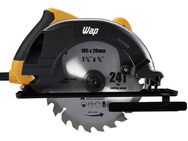 """Serra Circular WAP ESC1400 7 ¼"""" 1400W 110V - 1"""