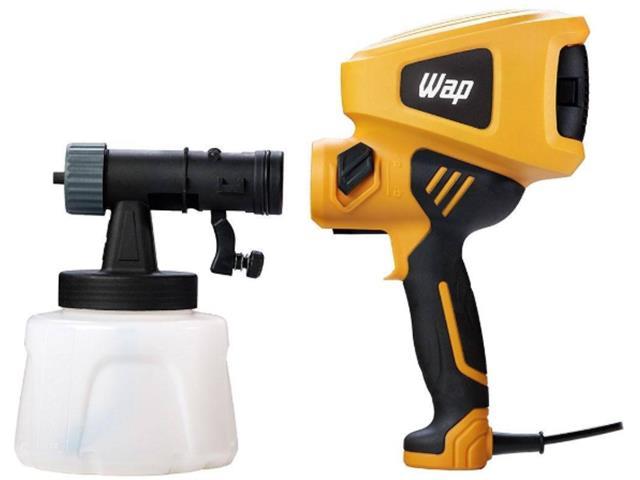 Pistola Elétrica para Pintura WAP EPP400 400W 110V - 2