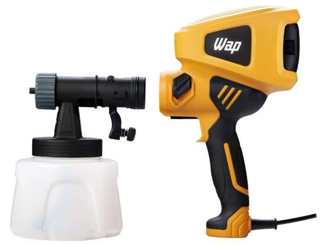 Pistola Elétrica para Pintura WAP EPP400 400W 220V - 2