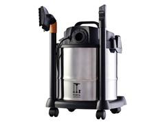Aspirador de Pó e Água WAP GTW Inox 1400W 12 Litros  - 4