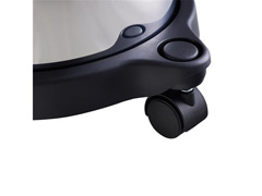 Aspirador de Pó e Água WAP GTW Inox 1400W 12 Litros  - 9