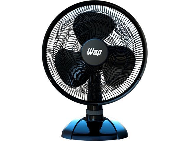 Ventilador de Mesa WAP Rajada Turbo 3 Pás