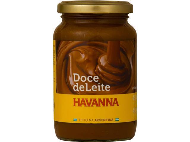 Pote Doce de Leite Havanna 800g