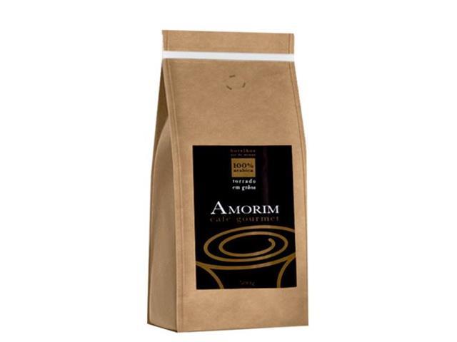 Café Amorim Torrado em Grãos 250g