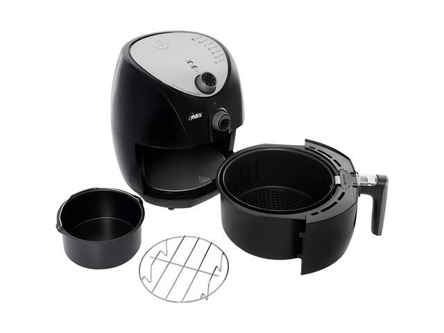 Fritadeira Elétrica Sem Óleo Oster Multifuncional Air Fryer