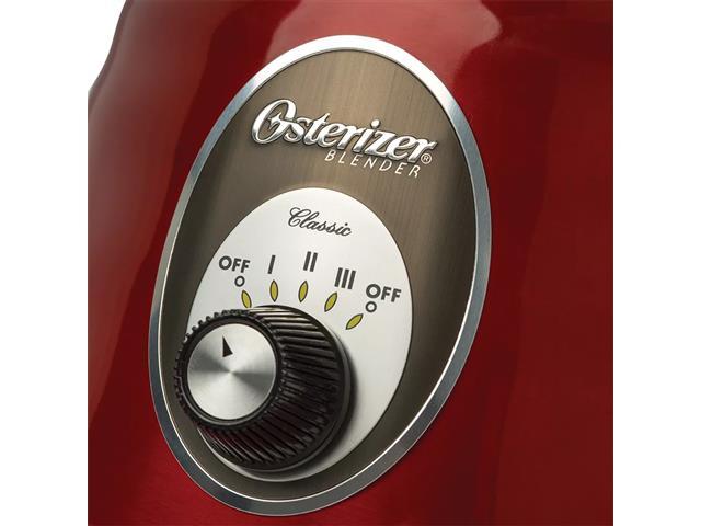 Liquidificador Osterizer Clássico Oster Vermelho - 3