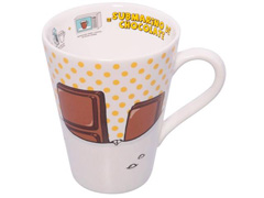 Caneca para Microondas Oxford Submarino de Chocolate 300 ml
