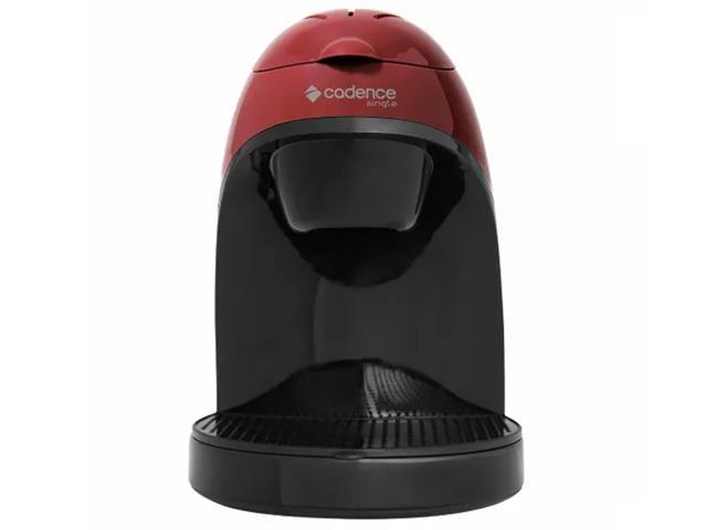 Cafeteira Single Cadence Colors Vermelha 110V - 1
