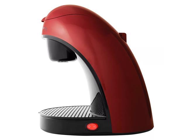Cafeteira Single Cadence Colors Vermelha 110V - 3