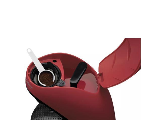 Cafeteira Single Cadence Colors Vermelha 220V - 4