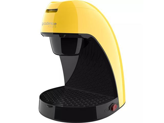 Cafeteira Single Cadence Colors Amarela - 110V - 2