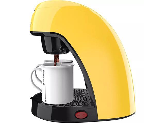 Cafeteira Single Cadence Colors Amarela - 220V - 3