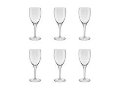 Kit Taças para Vinho Tinto Oxford Cristal 380 ml 6 unidades