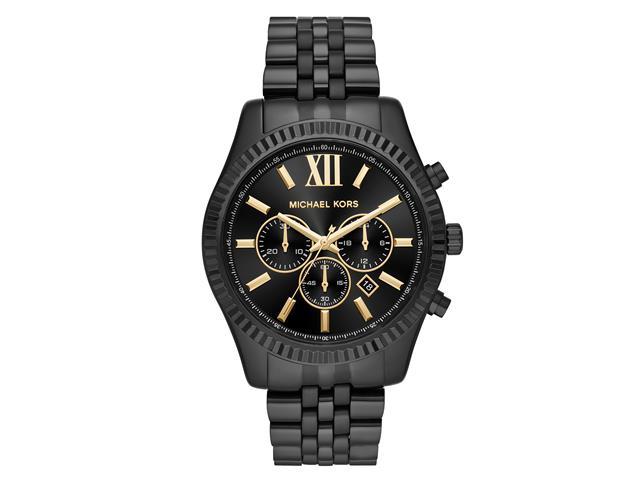 Relógio Michael Kors Feminino MK8603/1PN Preto Analógico