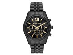 Relógio Michael Kors Feminino MK8603/1PN Preto Analógico - 0