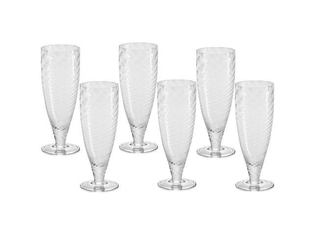 Kit Copos para Cerveja Oxford Cristal Twist 300 ml 6 unidades