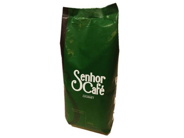 Senhor Café Gourmet Torrado e Moído 500g