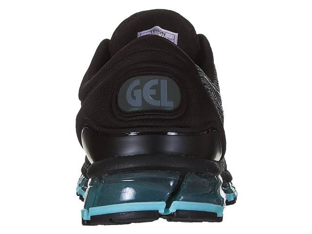 Tênis Asics Gel-Quantum 360 Shift Mx Carbon/Black/Aruba Blue - 4