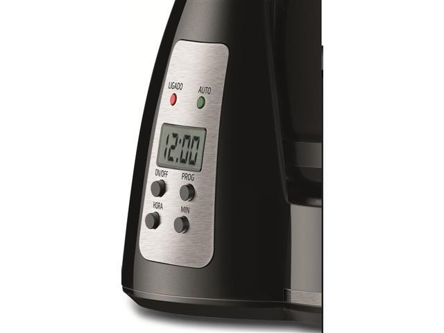 Cafeteira Elétrica Dolce Arome Digital 32 Xícaras Mondial 220V - 2