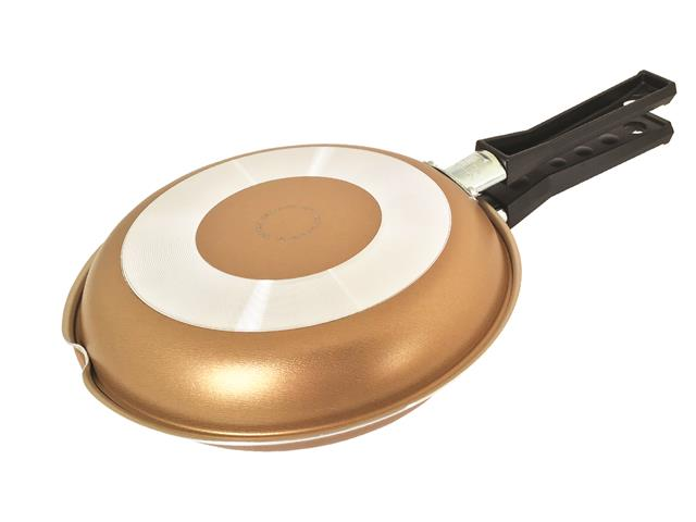 Omeleteira Fortaleza 22cm Artistic Gold - 2