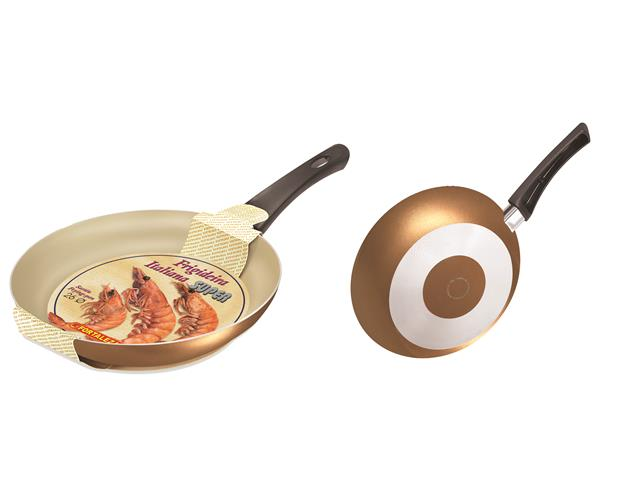 Frigideira Italiana 28 Artistic - Gold Fortaleza