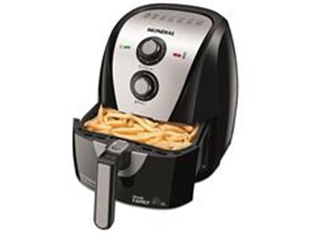 Fritadeira Sem Óleo Mondial Grand Family Air Fryer 5L Preta - 1