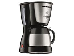 Cafeteira Elétrica Dolce Arome Thermo Inox 24 Xícaras Mondial - 0