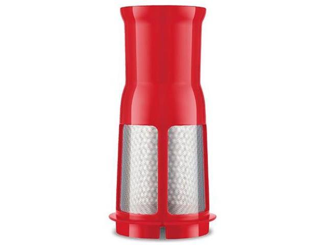 Liquidificador Turbo Mondial Vermelho 2,5 Litros 5 Velocidades 900W - 4
