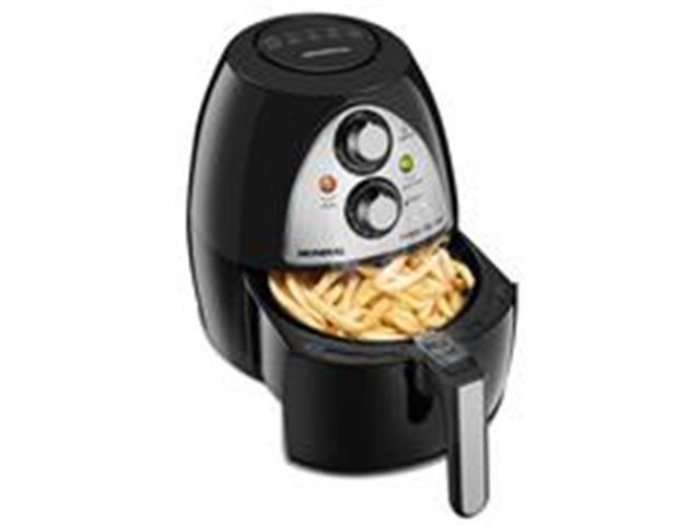 Fritadeira Sem Óleo Mondial Family Air Fryer 3,2L Preta - 1