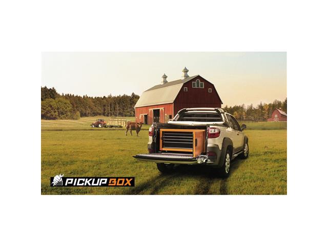 Caixa Ferramentas Pickup Box 50x100x50cm Tramontina PRO 145 Peças - 5