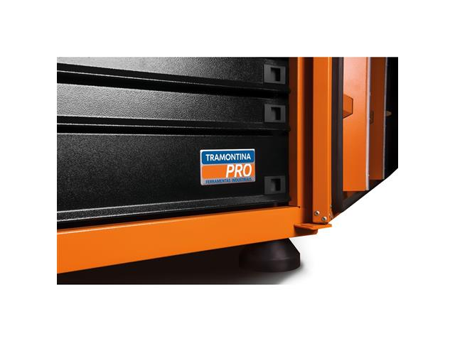 Caixa Ferramentas Pickup Box 84x100x50cm Tramontina PRO 153 Peças - 3