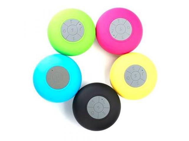 Mini Caixa de Som Portátil Bluetooth Sortida BTS-06 - 1