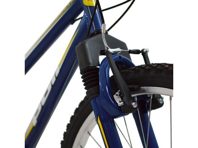 Bicicleta Delta MTB Aro 26 Azul com Suspensão Dianteira - 1