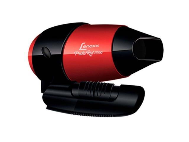 Secador de Cabelos Lenoxx Portátil Pratic Red Bivolt - 1