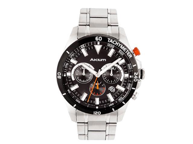 Relógio Vivara Akium Masculino Aço - 03F12Gb02A   Ponto Store   Troque seus  Pontos   Multiplus e4211ec939