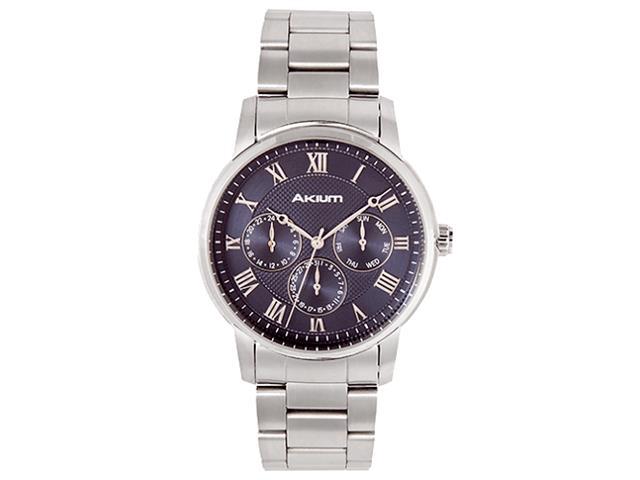 Relógio Vivara Akium Masculino Aço - 03E59Gb03A