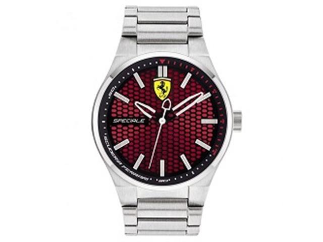 Relógio Scuderia Ferrari Masculino Aço - 830357