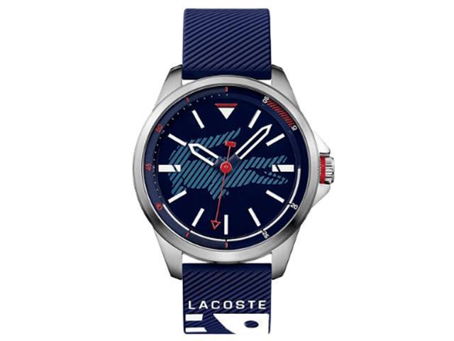 Relógio Lacoste Masculino Borracha Azul - 2010940