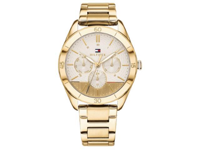 Relógio Tommy Hilfiger Feminino Aço Dourado - 1781883