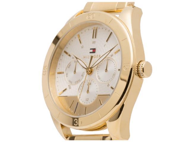 Relógio Tommy Hilfiger Feminino Aço Dourado - 1781883 - 1