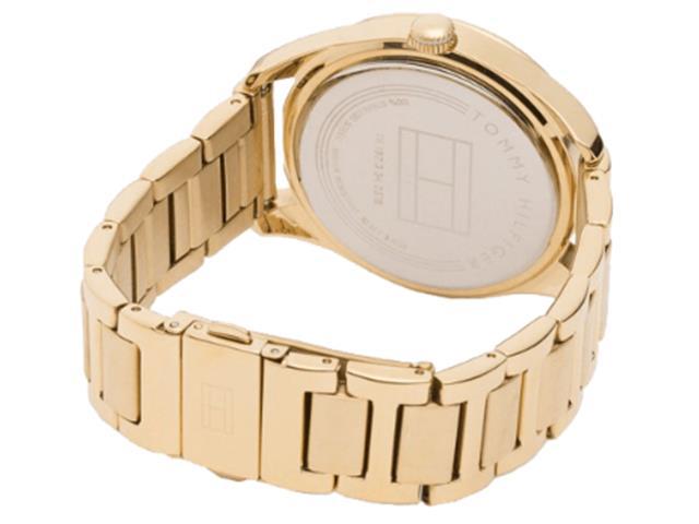Relógio Tommy Hilfiger Feminino Aço Dourado - 1781883 - 2