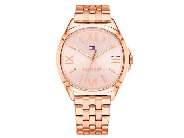 9e6d7613cd7 Relógio Tommy Hilfiger Feminino Aço Rosé - 17818