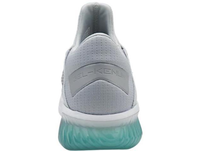 Tênis Asics Gel-Kenun Knit Aruba Blue/Glac Fem - 2