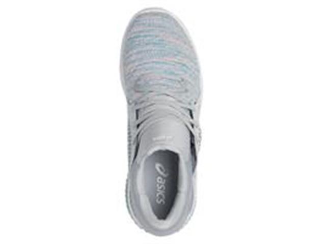 Tênis Asics Gel-Kenun Knit Aruba Blue/Glac Fem - 3