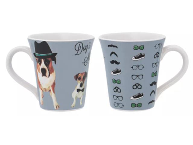 Caneca Oxford Tulipa 330ml Pet Dog's Style - 2