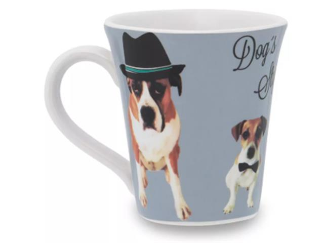 Caneca Oxford Tulipa 330ml Pet Dog's Style